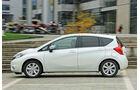 Nissan Note 1.5 dCi, Seitenansicht