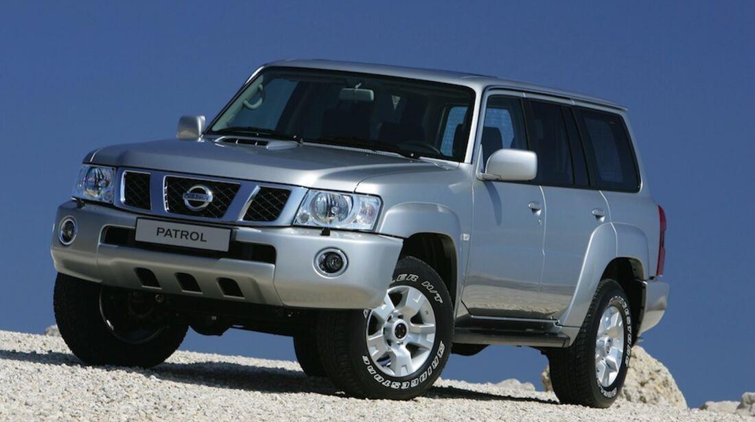 Günstige Gebraucht-SUV mit hoher Anhängelast - auto motor ...