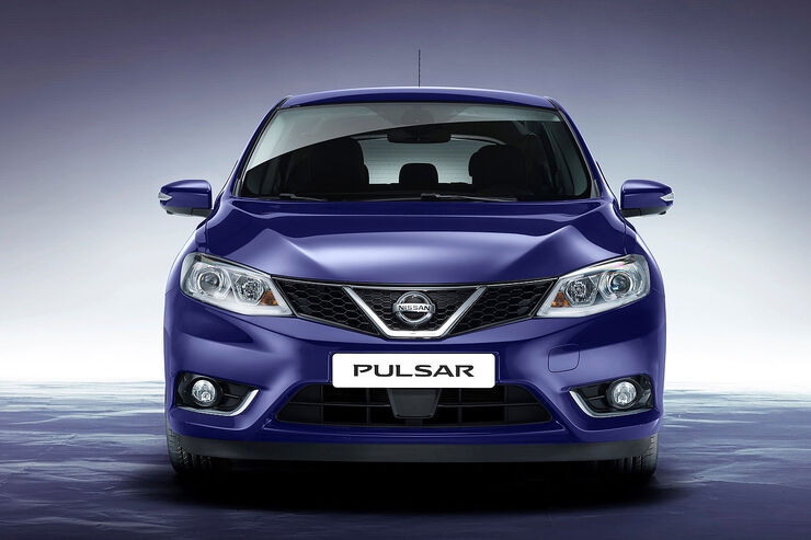 nissan pulsar neuer kompakter startet 2014 auto motor. Black Bedroom Furniture Sets. Home Design Ideas
