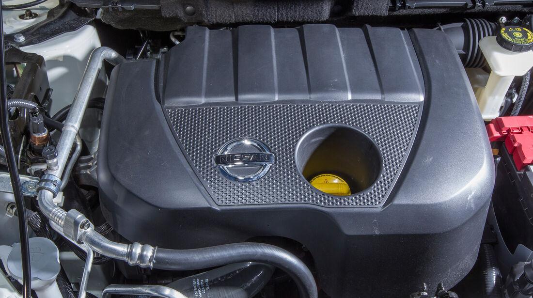 Nissan Qashqai 1.5 dCi, Motor