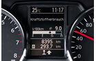 Nissan Qashqai 2.0, Nissan Qashqai 2.0dCi, Anzeigeinstrumente