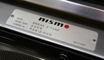Nissan Skyline R34 GT-R Nismo Z-Tune, Verkauf, Hong Kong, Contempo Concept HK