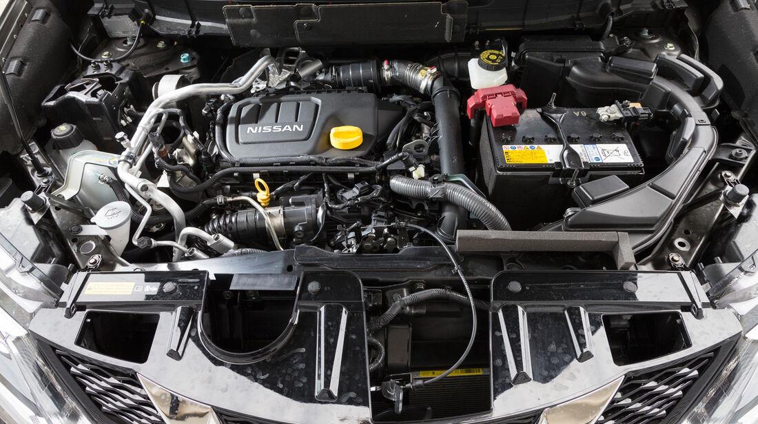 Nissan X-Trail 1.6 dCi 4x4, Motor