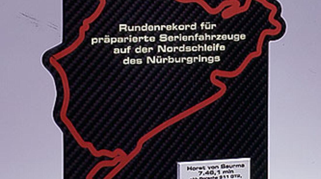 Nordschleife Rekordfahrten