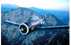 North American T-28 - Red Bull