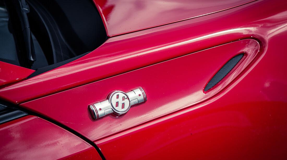Novidem-Toyota GT86, Emblem