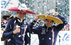 Ocon - Perez - GP Mexiko - Formel 1 - Donnerstag - 26.10.2017