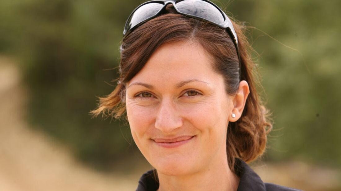 Offroad Challenge 2010, Sabine Glatz