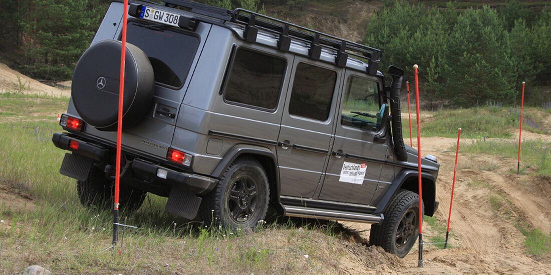 Offroad-Challenge 2012 Kallinchen