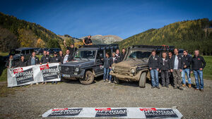 Offroad Challenge 2013, Finale