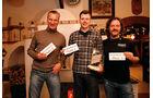 Offroad-Challenge, Gewinner, Ralf Radtke, Björn Hesseler, Thomas Holzknecht