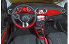 Opel Adam 1.4 ECOFLEX, Cockpit, Lenkrad