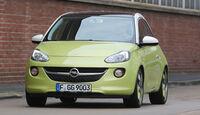 Opel Adam 1.4 Jam, Frontansicht