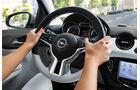 Opel Adam Black Link und White Link