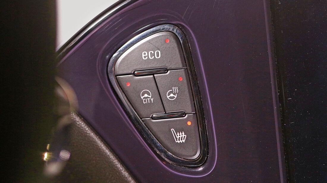 Opel Adam, Lenkradheizung