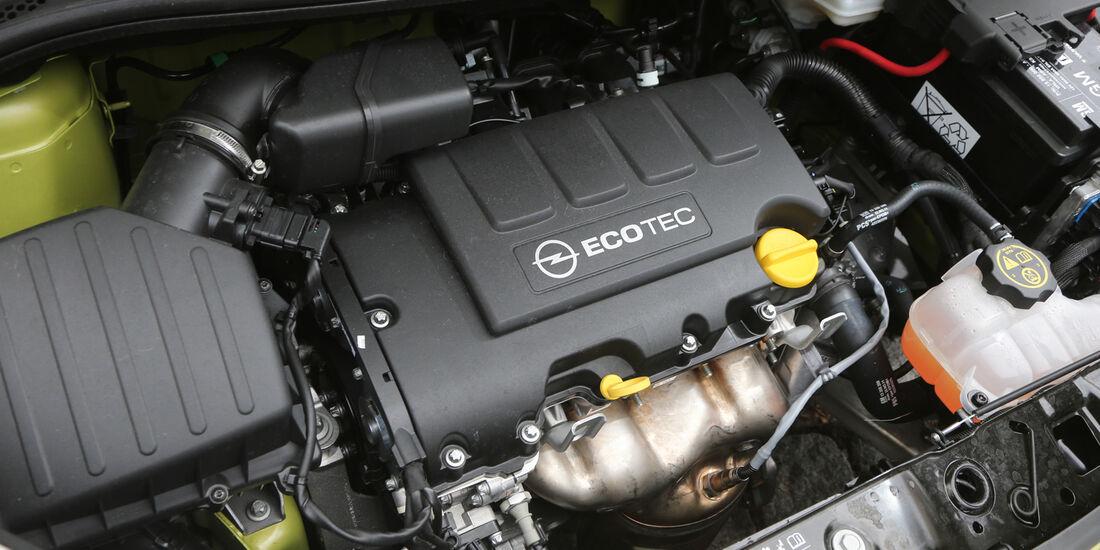Opel Adam, Motor