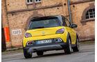 Opel Adam Rocks, Heckansicht