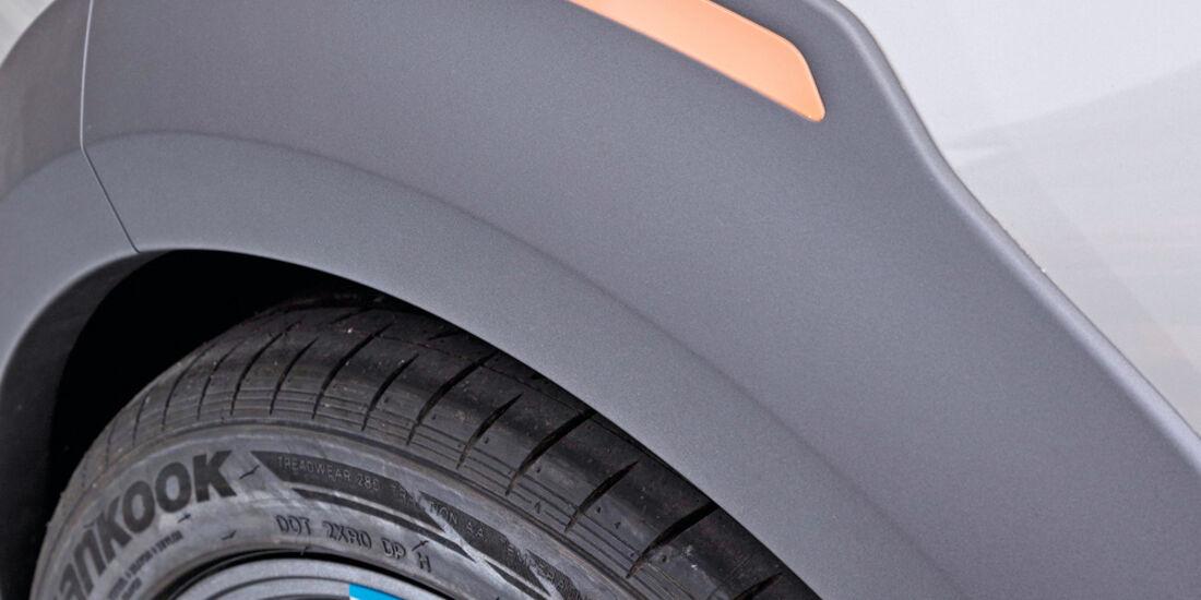 Opel Adam Rocks, Rad, Felge, Bremse