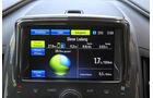 Opel Ampera, Bildschirm, Anzeige