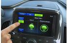 Opel Ampera, Bildschirm