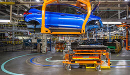 Opel Ampera-e Produktion Orion Plant, Michigan