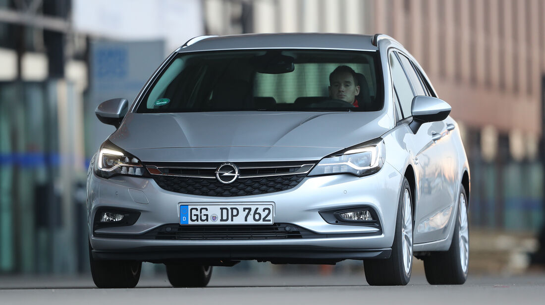 Opel Astr Sports Tourer 1.4 DI Turbo Innovation, Exterieur