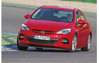Opel Astra 2.0 CDTi BiTurbo, Frontansicht