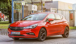Opel Astra CNG