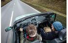 Opel Astra Cabrio 1.6i Bertone Edition, Cockpit, Fahrersicht