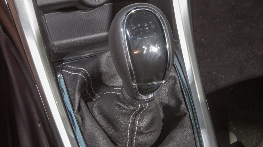 Opel Astra GTC 1.4 Turbo, Schalthebel