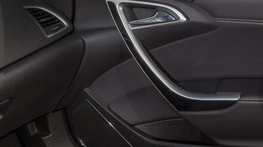 Opel Astra GTC 1.4 Turbo, Tür