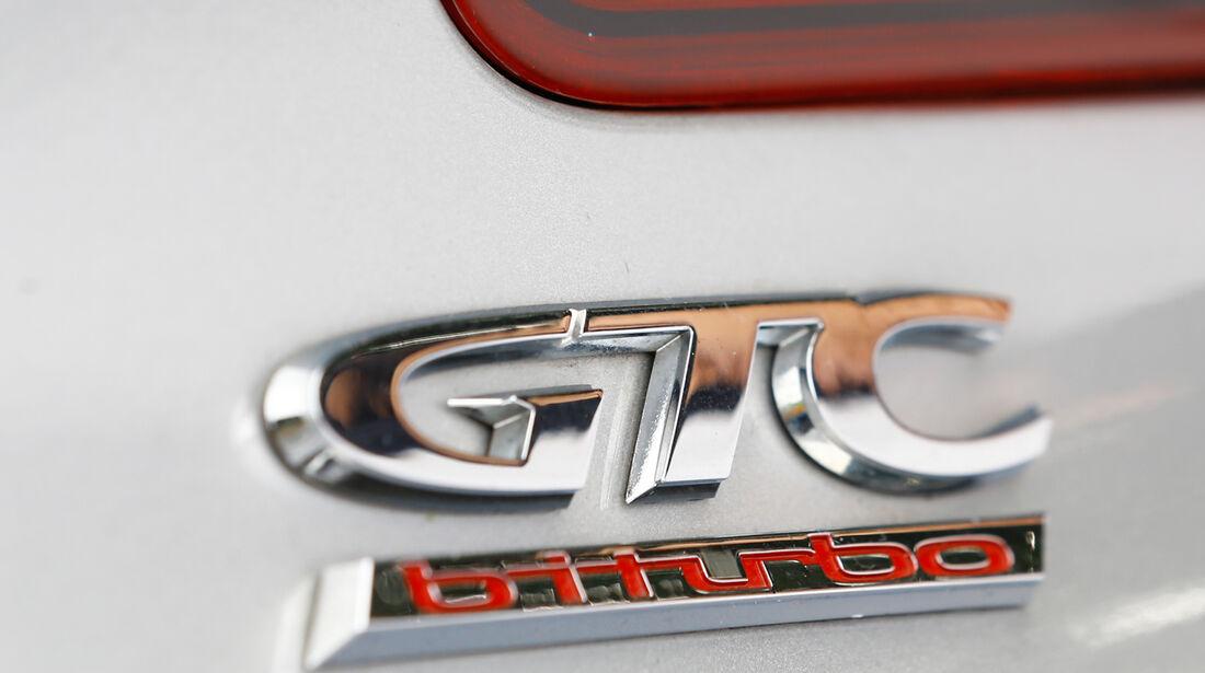 Opel Astra GTC Biturbo CDTI, Typenbezeichnung