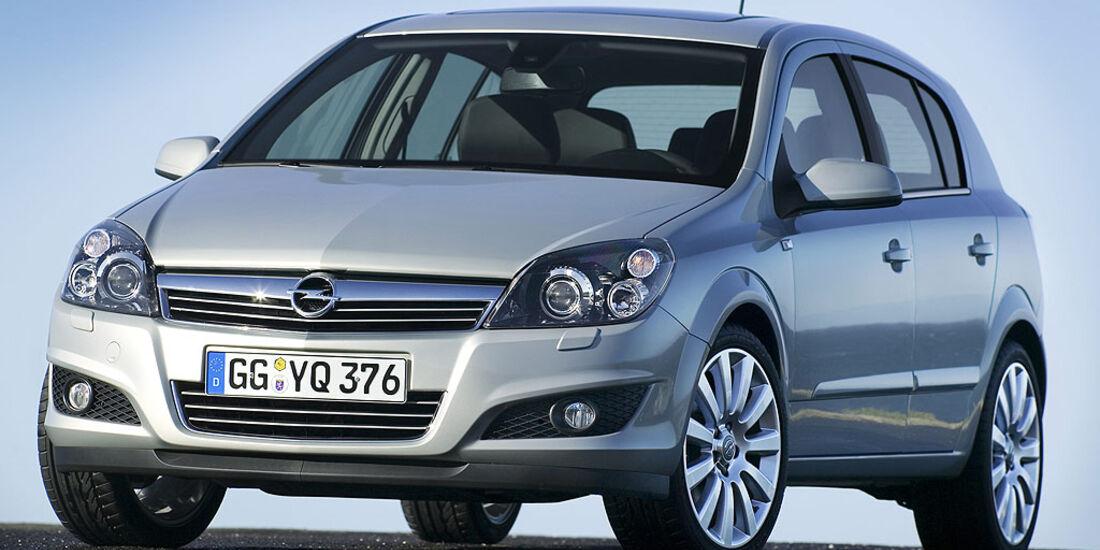 Opel Astra H, statisch, 0209