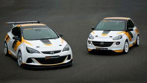 Opel Astra Opel Adam Motorsport