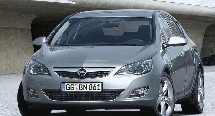 Oper Astra, Opel Zafira, Opel Meriva: Die Opel-Zukunft heißt Astra ...