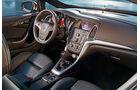 Opel Cascada, Cockpit, Interieur