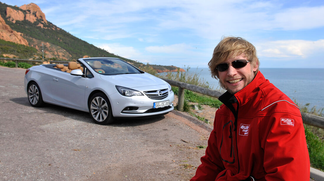 Opel Cascada, Frontansicht, Marcus Peters