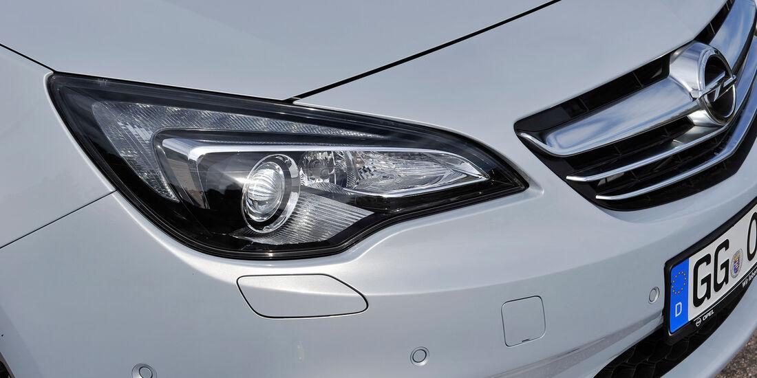 Opel Cascada, Frontscheinwerfer