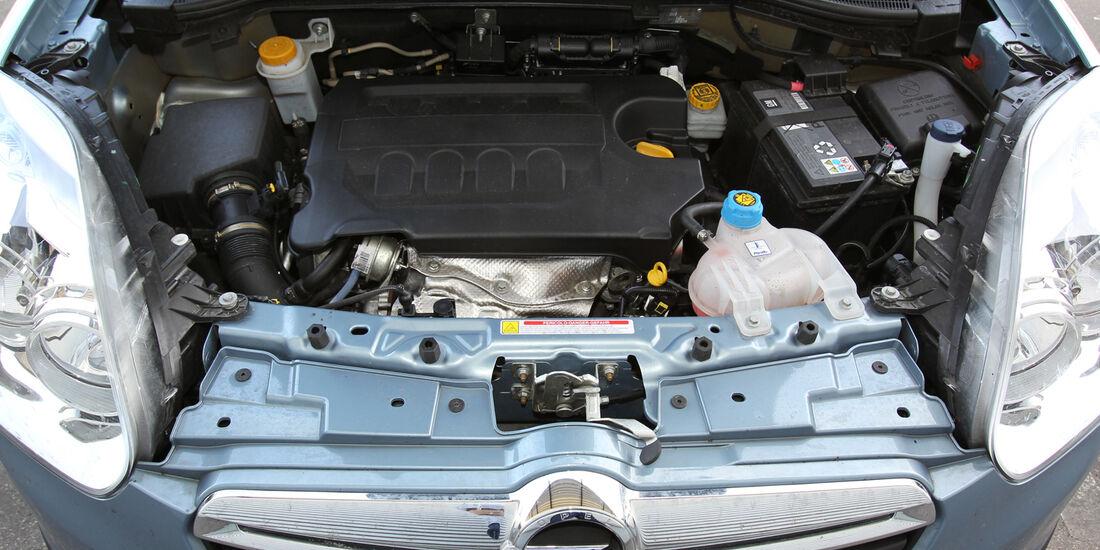 Opel Combo, Motor