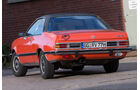 Opel Commodore GS/E, Heckansicht