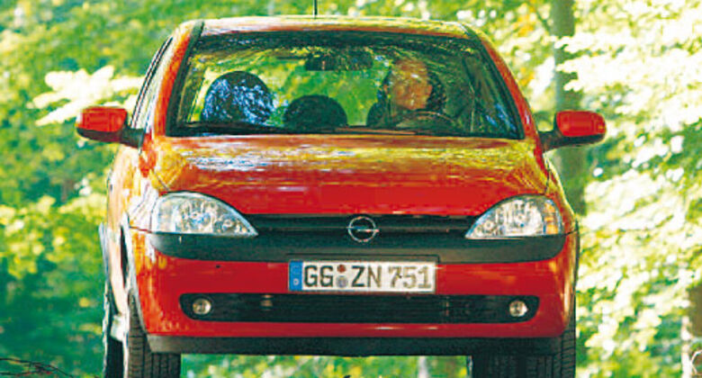 Opel Corsa 1.2 16V Sport