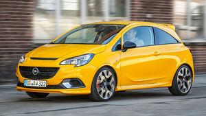 Opel Corsa GSi (2018)