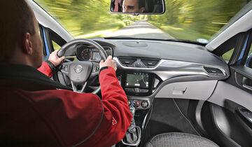 Ford Fiesta, Kia Rio, Opel Corsa und VW Polo im Vergleichstest ...