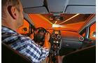 Opel Corsa OPC, Cockpit, Fahrersicht