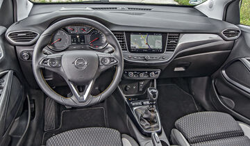 Opel Crossland X 1.6 D Innovation, Interieur