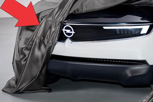 Opel Design Neu Front 2018