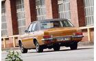 Opel Diplomat, Heck