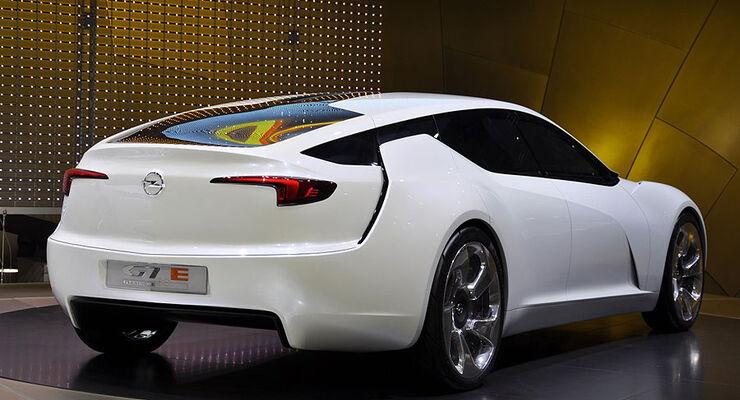 Opel Flextreme GTE