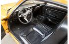Opel GT 1900, Cockpit