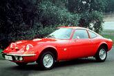 Opel GT, 1968
